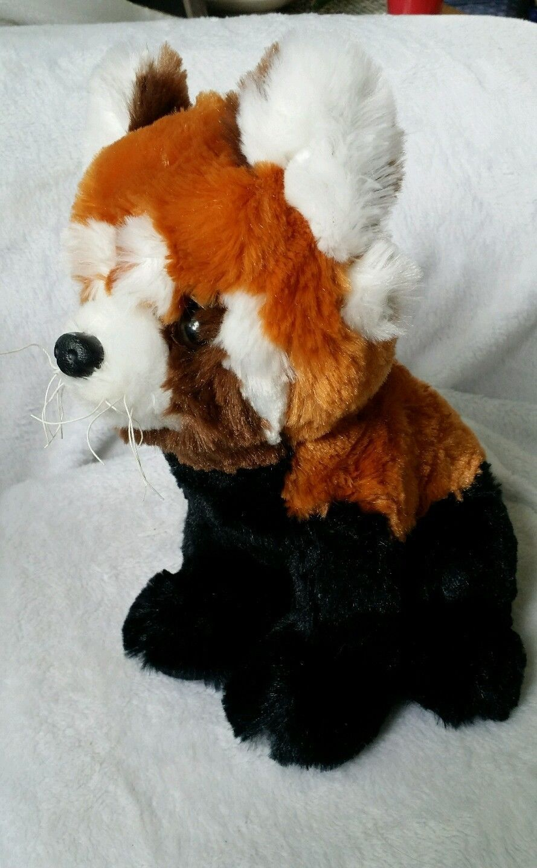 Abc Bakers Girls Scouts Red Panda Stuffed Animal Plush B65 Panda Stuffed Animal Red Panda Panda