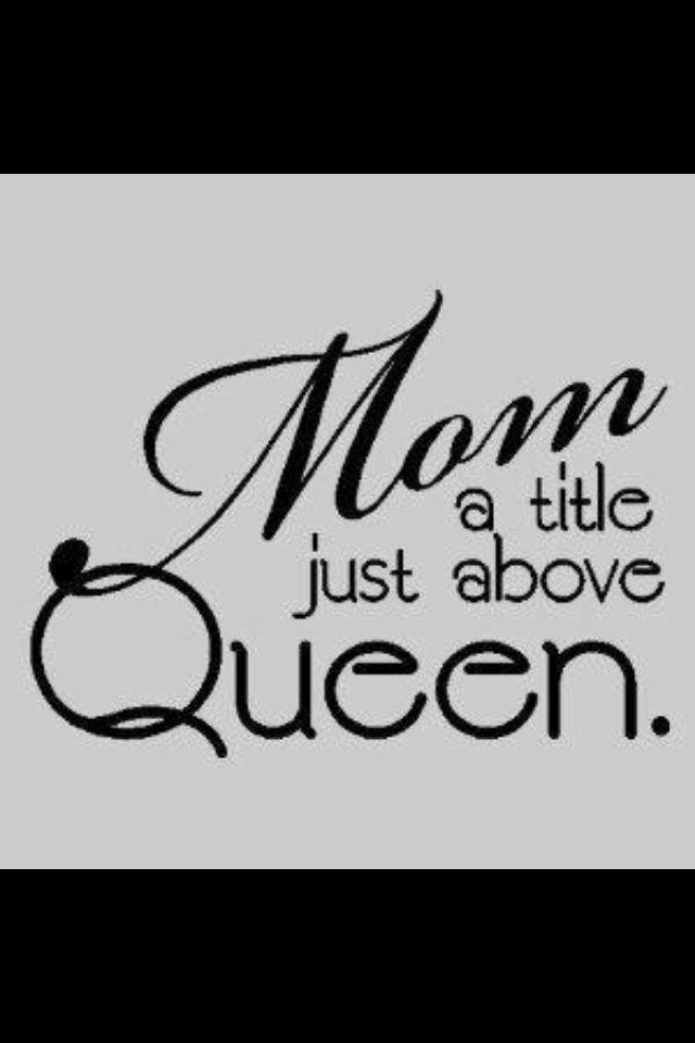 De titel moeder