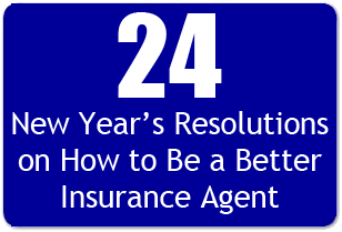 how to become a better insurance sales agent