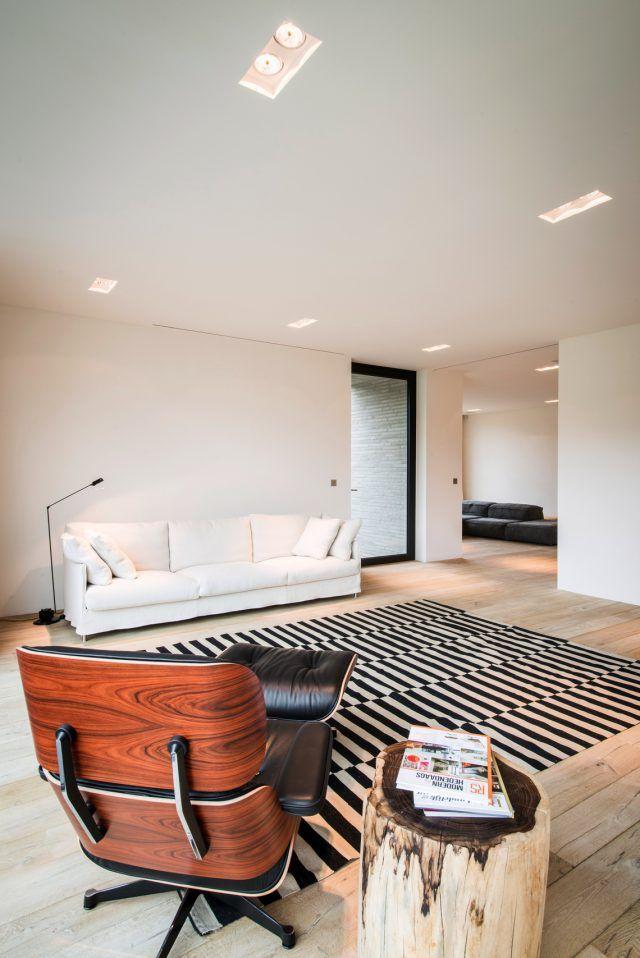 Luxe woonkamer met open haard | woonkamer ideeën | living room ...