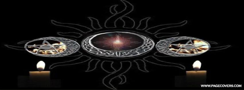 Image result for witch pentacle banner gifs