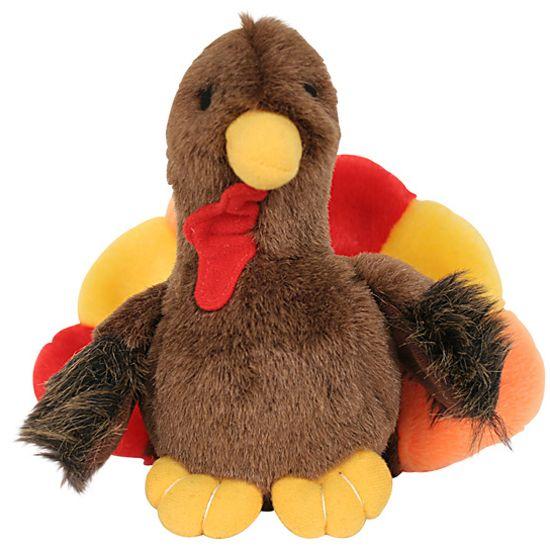 GOBBLE GOBBLE GOBBLE GOBBLE ... Talking Tyler Turkey Dog