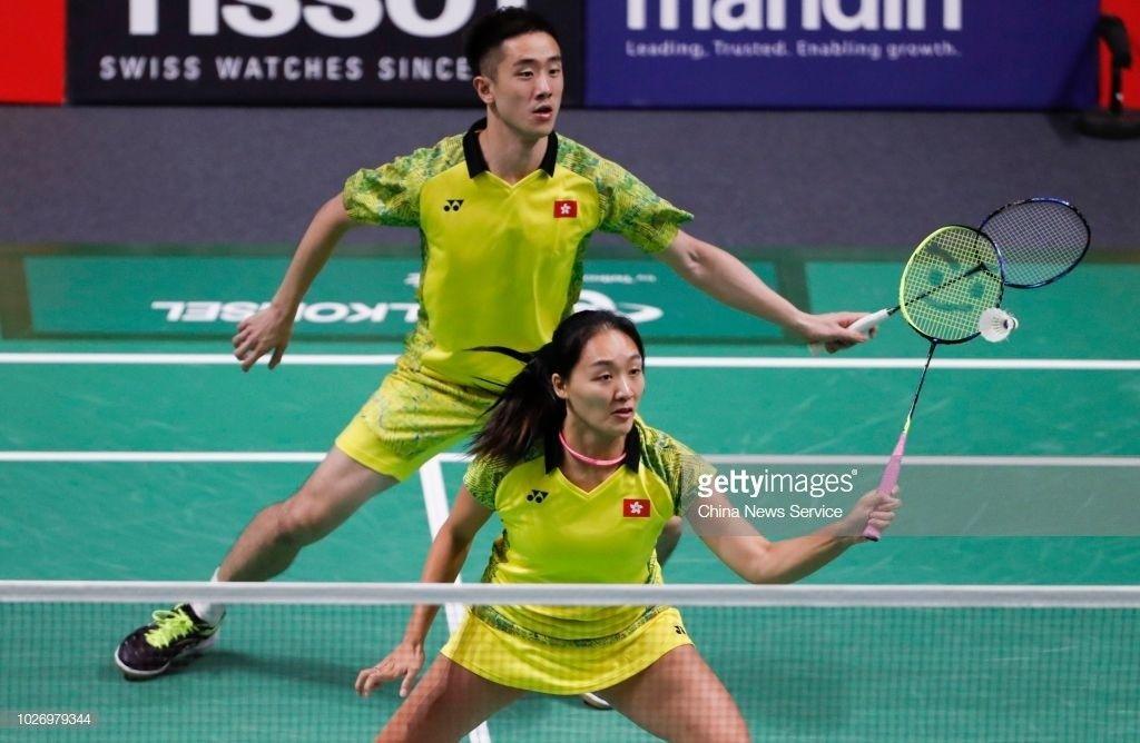 Pin By Badminton Updates On Mix Double Badminton Sports Tennis Racket
