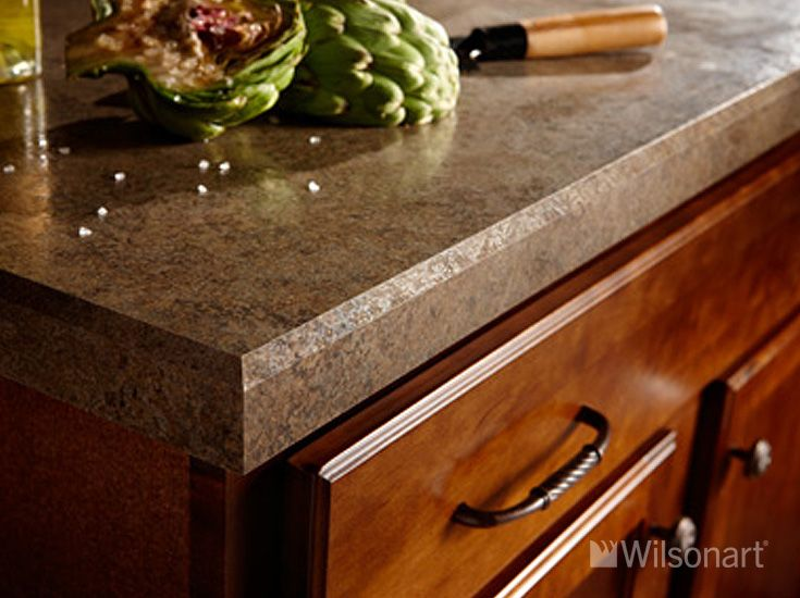 Wilsonart Kitchen Countertops Specific Criteria Stain Resistance Heat Resistance Style Aesthetics