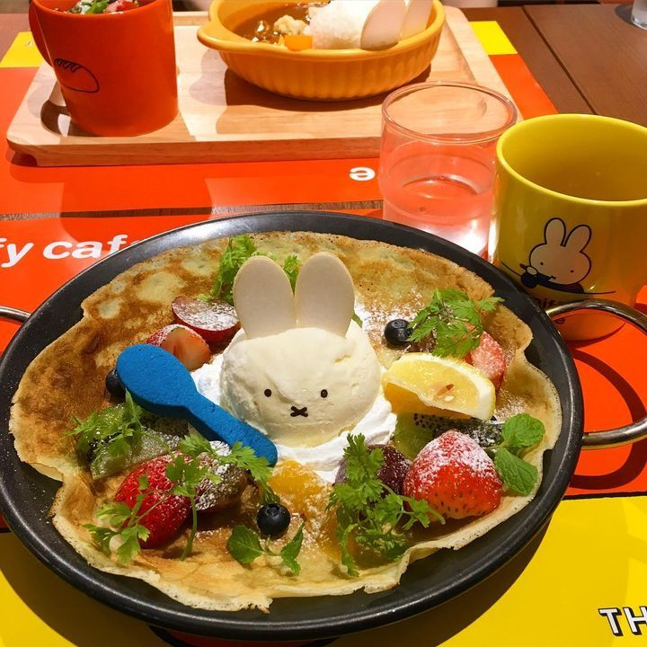 渋谷では4時間待ち!「ミッフィーカフェ」が関西に初上陸します | RETRIP[リトリップ]