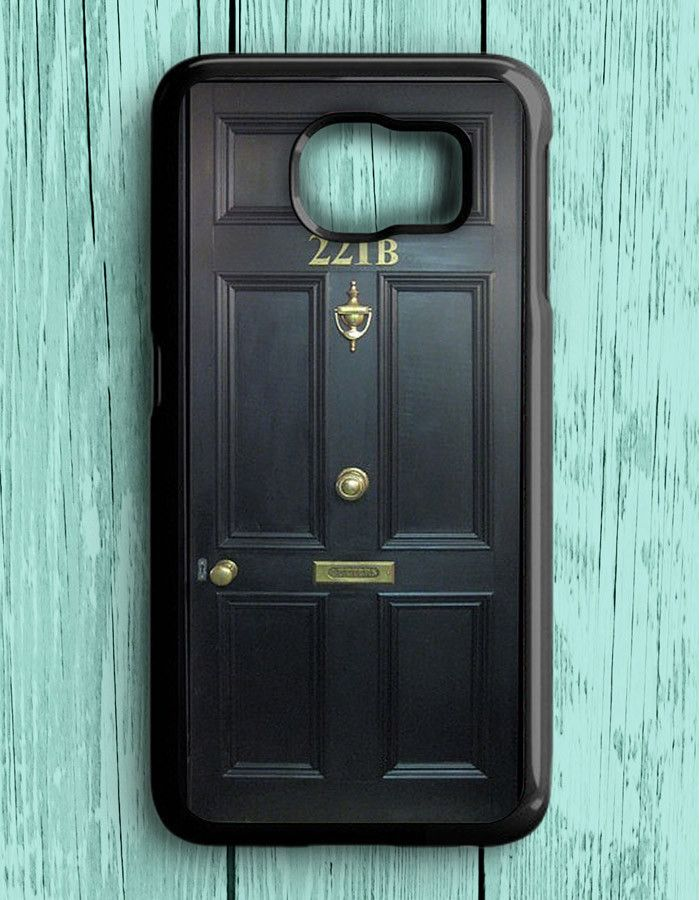 221b Door Samsung Galaxy S6   Samsung S6 Case