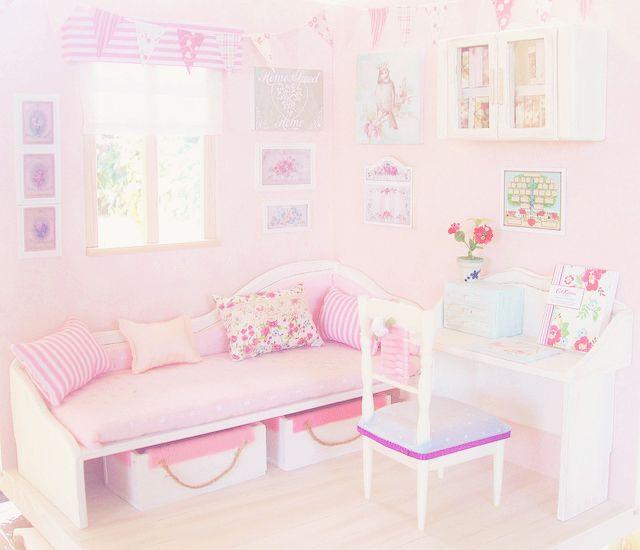 Kawaii shop pink pinterest kawaii me for Dormitorio kawaii