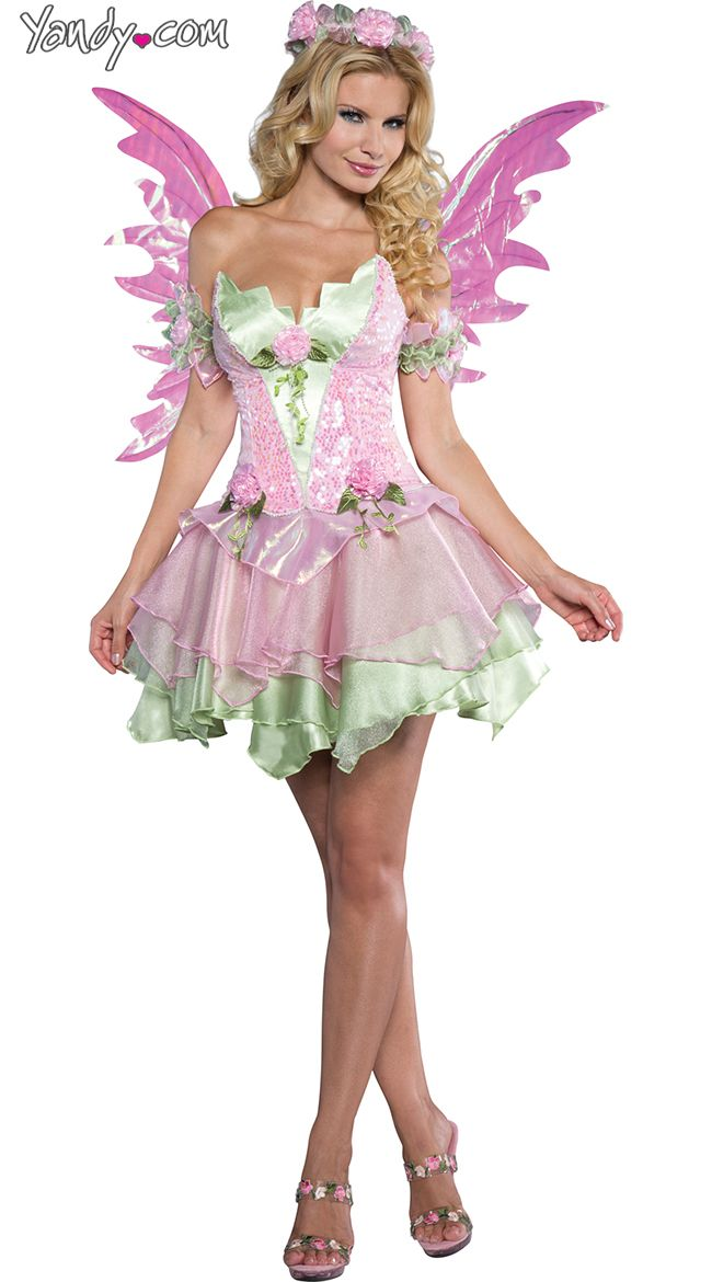 53d1d359309 Flirtatious Fairy Costume, Sexy Fairy Costume, Sexy Fantasy Costume