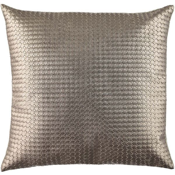 Zelda Gold Look Cushion Kmart 40 NOK Liked On Polyvore Fascinating Kmart Decorative Pillows