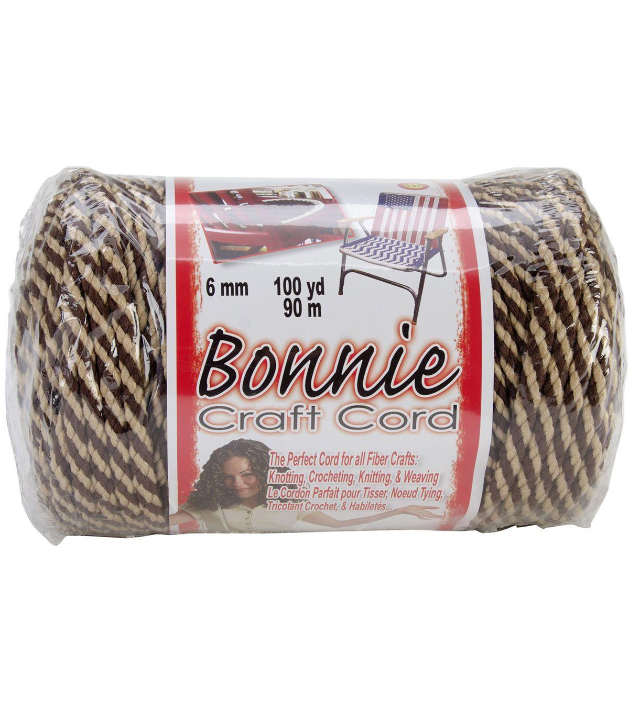 6mm 100-Yard Pepperell Bonnie Macrame Craft Cord Pottery