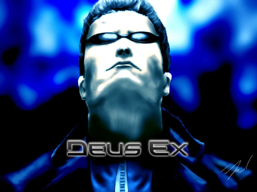 Deus Ex PC game on your Android - how to set up and play