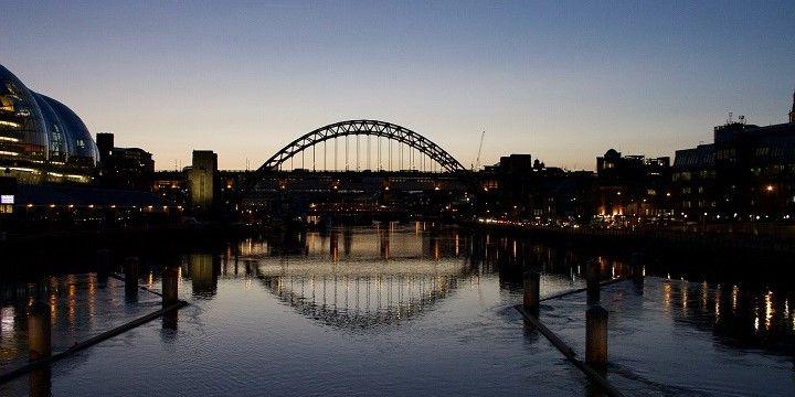 Quayside, Newcastle, Northern England, England, Europe