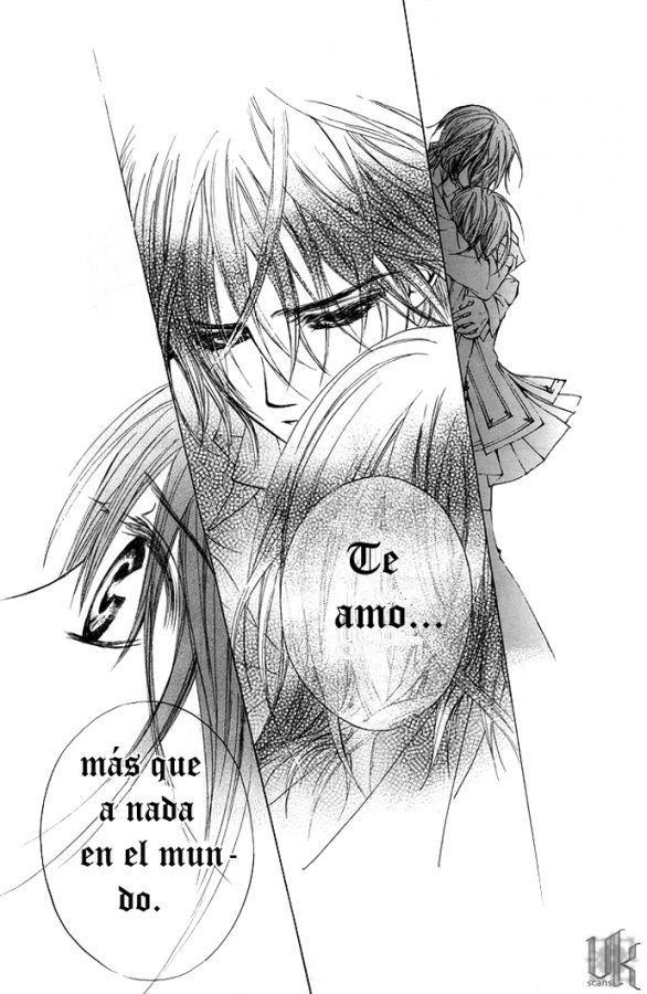 Vampire Knight 30 página 27 - Leer Manga en Español gratis en ...