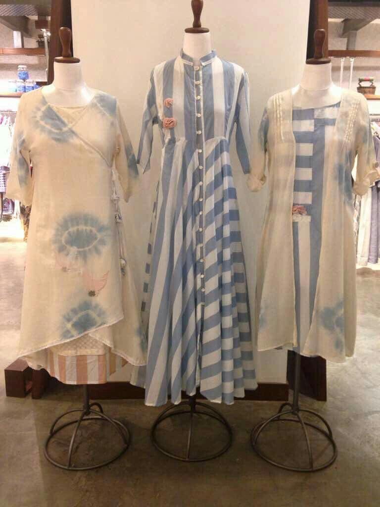 Three threads new dress patterns pinterest third kurtis and kurti