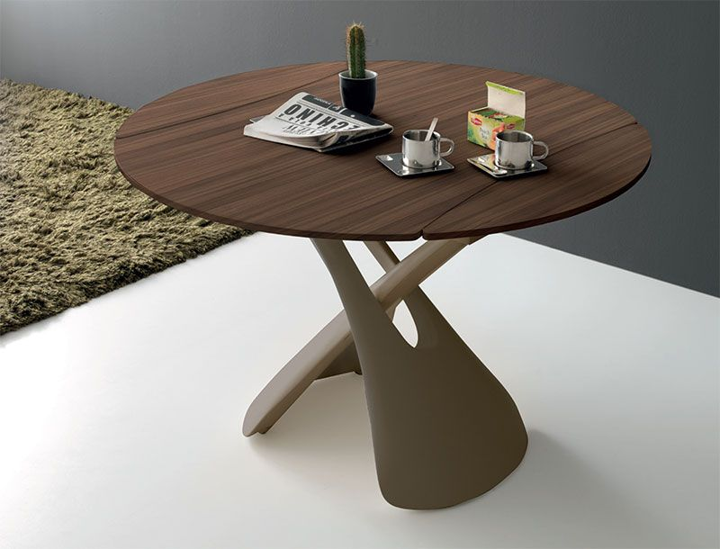 Compar Contemporary Convertible Paris Dining Table Coffee HD