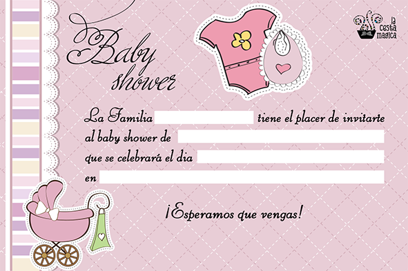 Invitaciónes De Baby Shower Electronicas Gratis Imagui