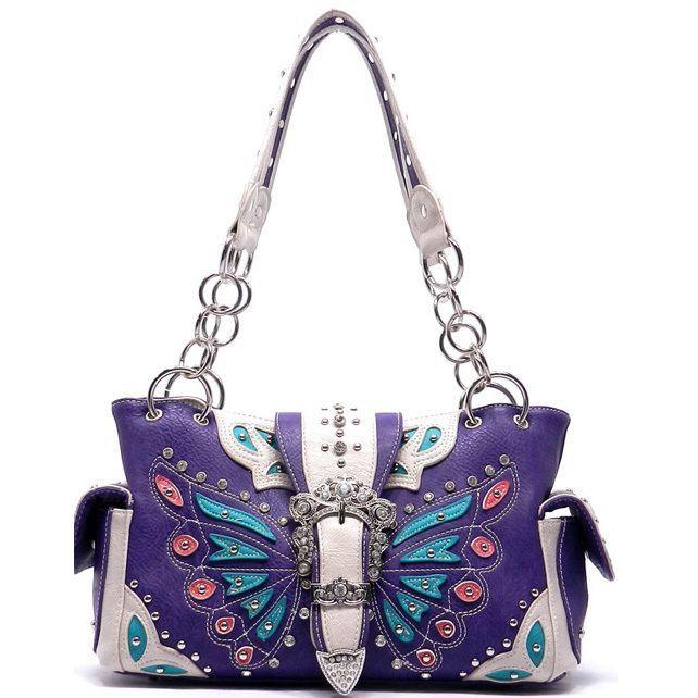 Bling Purses Cute Belt Purse Wallet Pink Purple