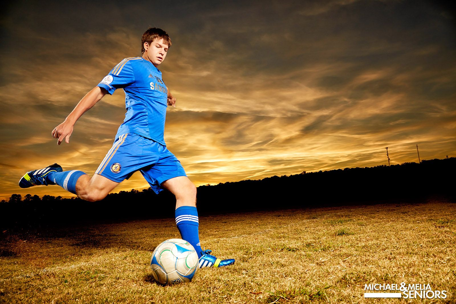 Soccer Senior Picture Sports Ideas for Guys