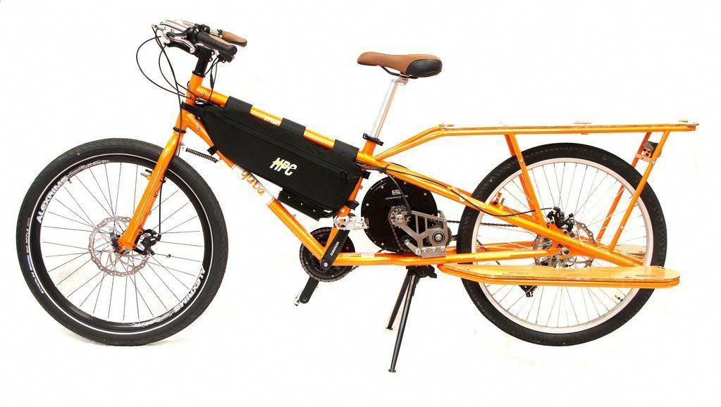 Custom Super Mundo The Best Electric Cargo Bikes Cargo Bike