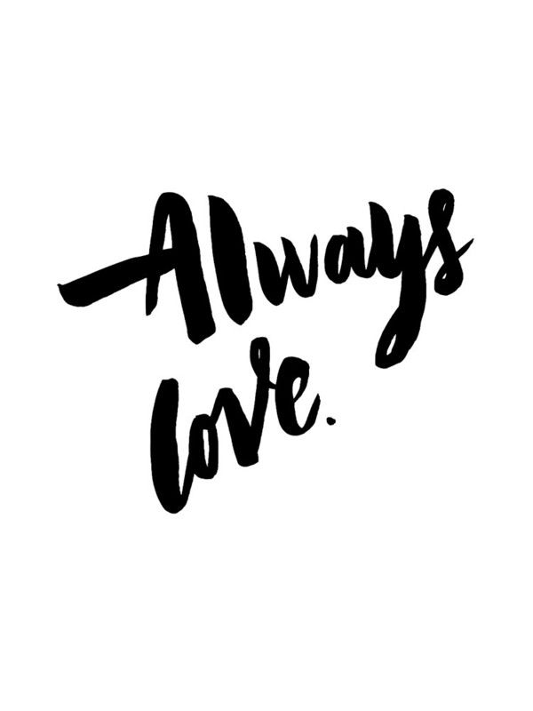 Declare your endless love with a wall art print from Minted.
