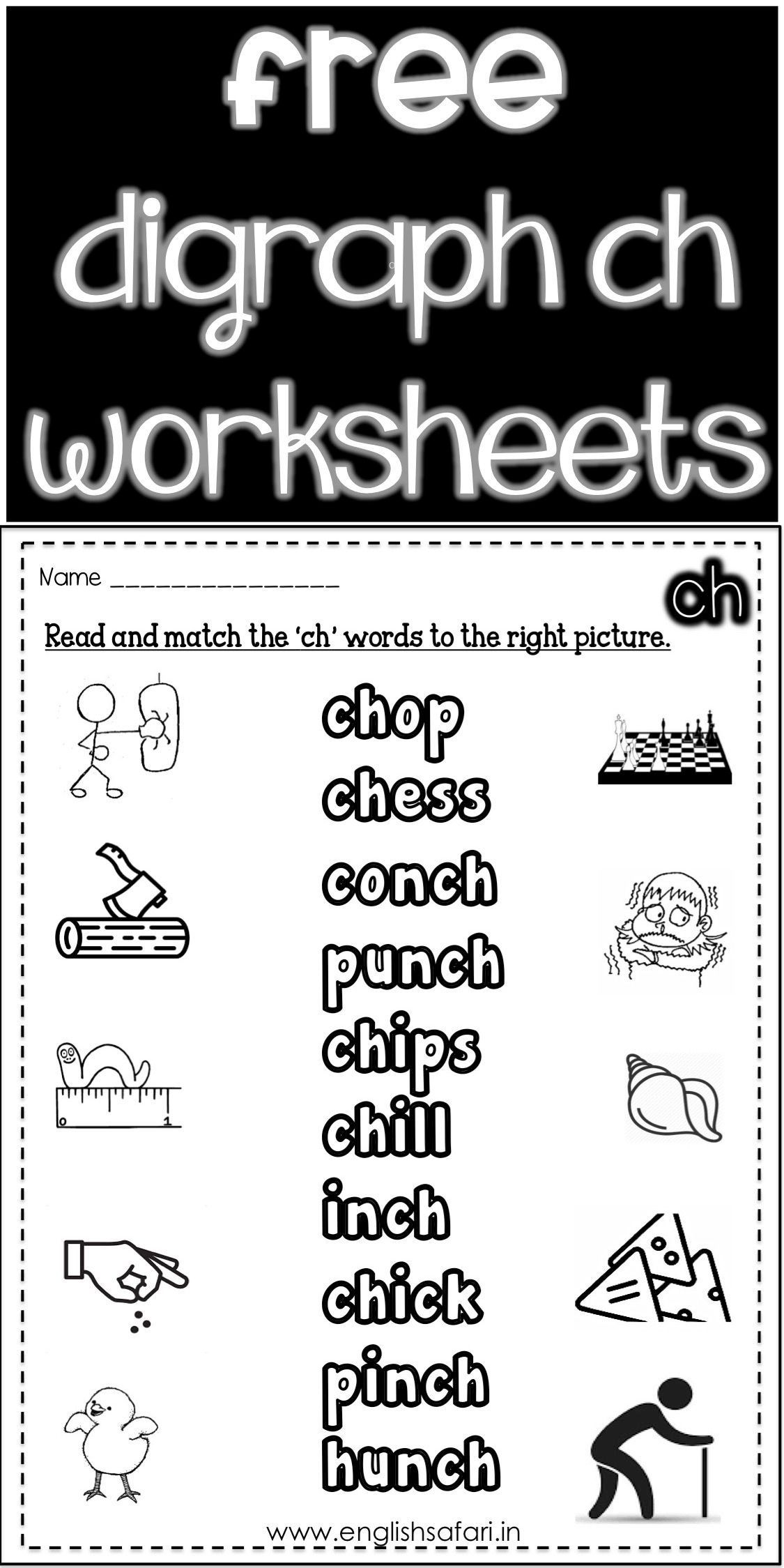 Ch Sound Words Worksheets Free Www Worksheetsenglish Com Ch Words Sound Words Word Activities [ 2249 x 1125 Pixel ]
