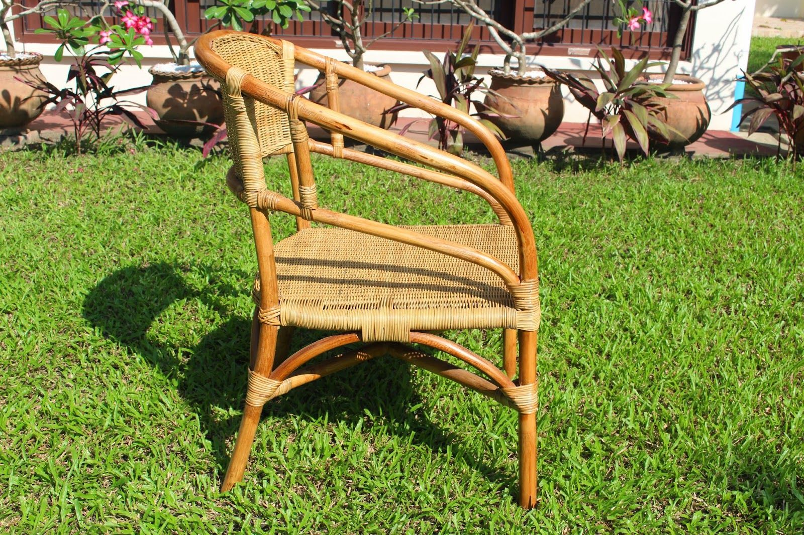My Life In Myanmar Discover The Teak And Rattan Furniture
