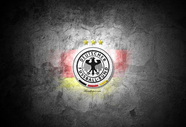 Germany National Football Team Logo HD Wallpaper