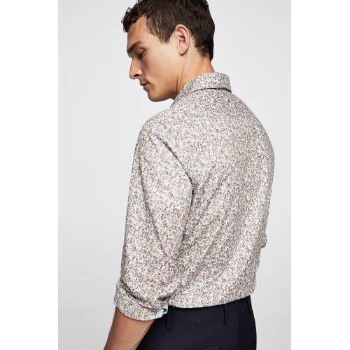 Gebloemd Overhemd.Mango Man Gebloemd Overhemd In 2019 Products Men Sweater