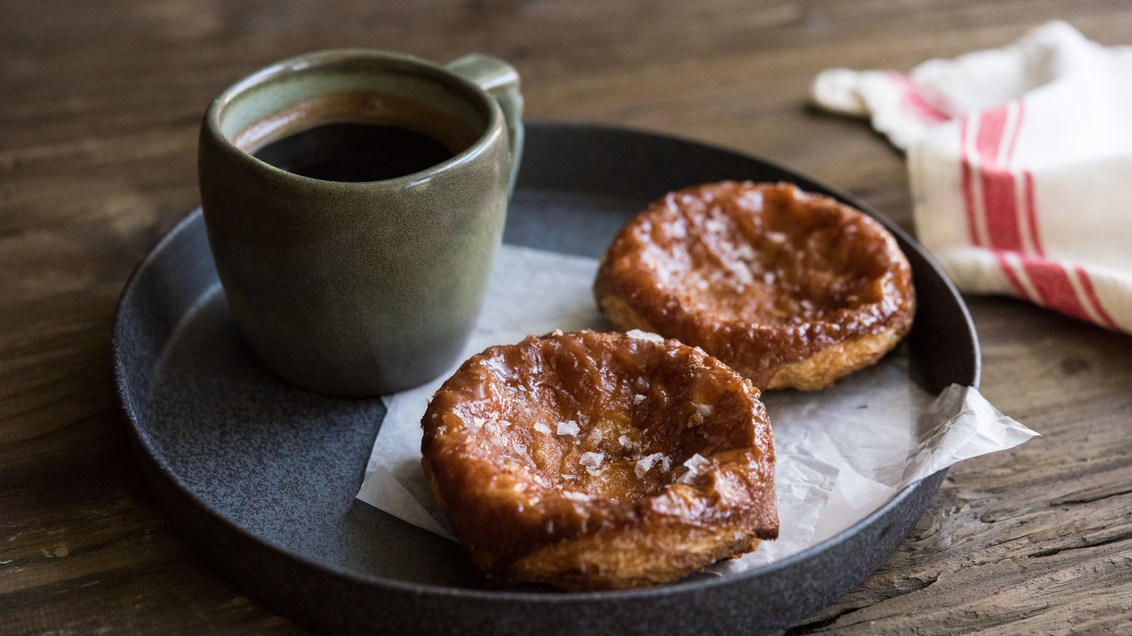 Meet the Kouign Amann: The Obscure French Pastry Making it Big in America #kouignamannrecette