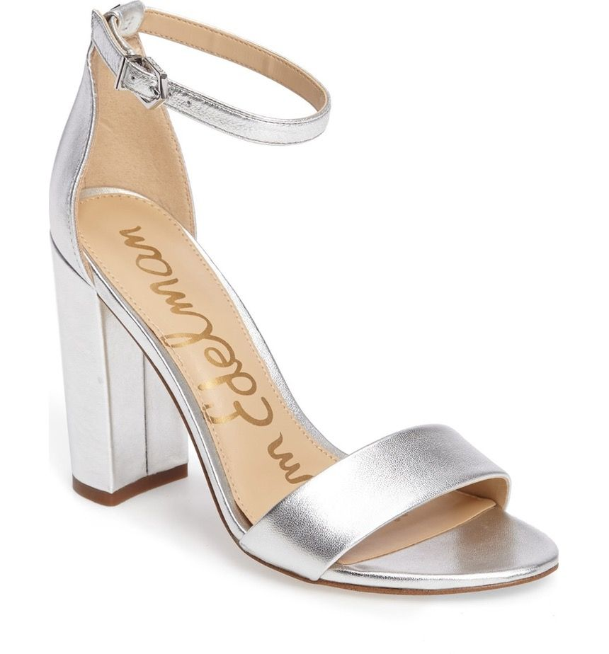 6958038495da Main Image - Sam Edelman Yaro Ankle Strap Sandal (Women)