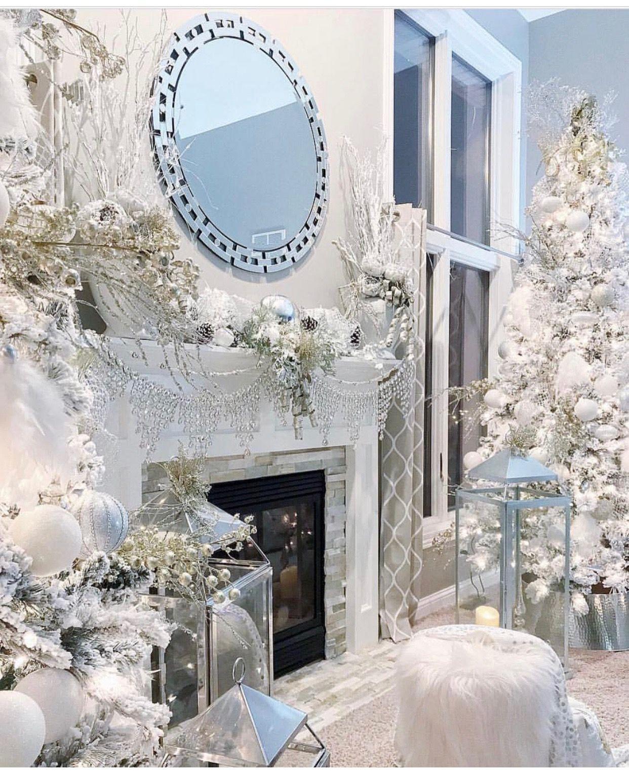 White House Christmas 2019.The White House From Eleni Decor Diy House Beautiful