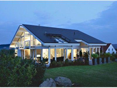 Kundenhaus Dr Sutor Einfamilienhaus Von Davinci Haus Gmbh Co Kg