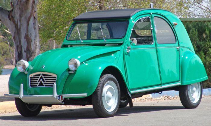 Hemmings Find Of The Day 1961 Citroen 2cv Hemmings Daily Citroen 2cv Citroen Citroen Car