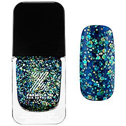 Peacock or mermaid palette?! Either way this polish is sure to attract attention! formula x for sephora - color - outburst  #SephoraSweeeps