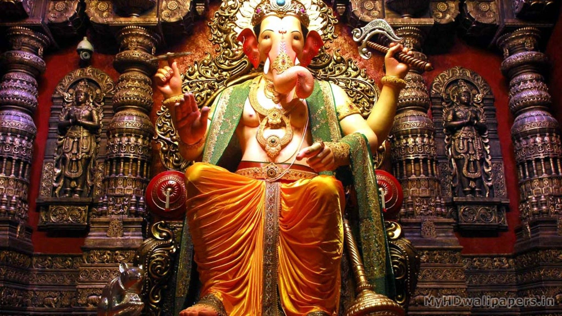Click here to download in HD Format >> Lalbaugcha Raja