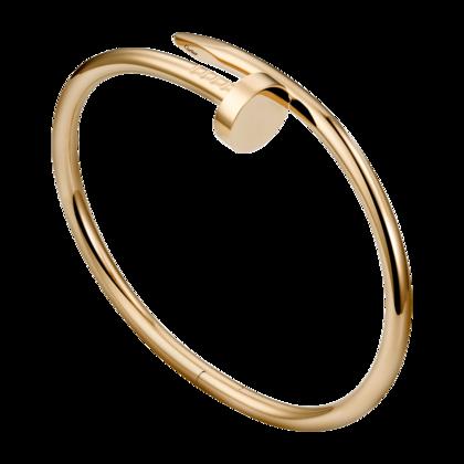 Bracelet Juste un Clou , Or rose , Bracelets de luxe pour femme , Cartier