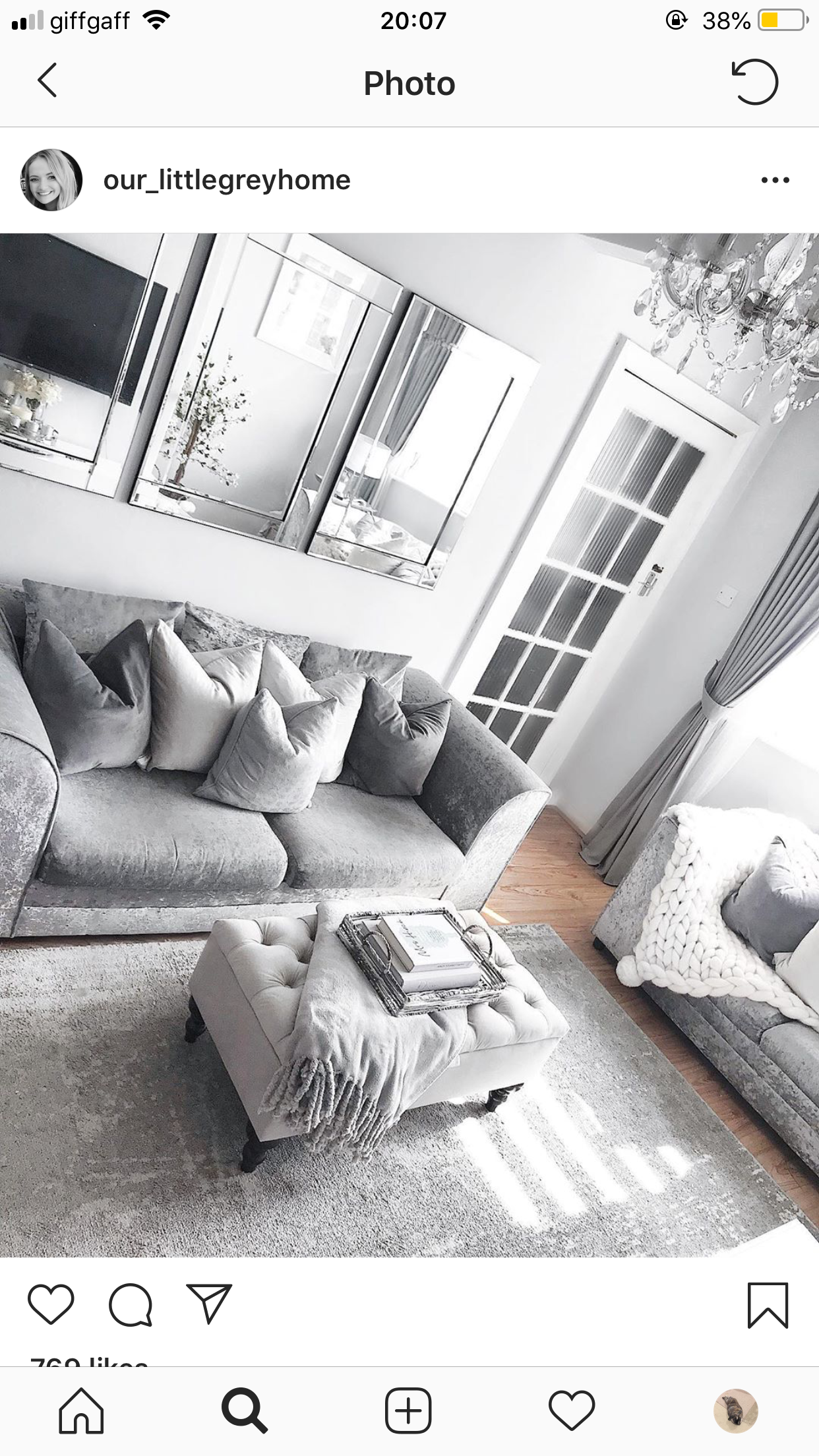 Phenomenal Instagram Door No 7 Safina Wing Back King Size Ottoman Bed Spiritservingveterans Wood Chair Design Ideas Spiritservingveteransorg