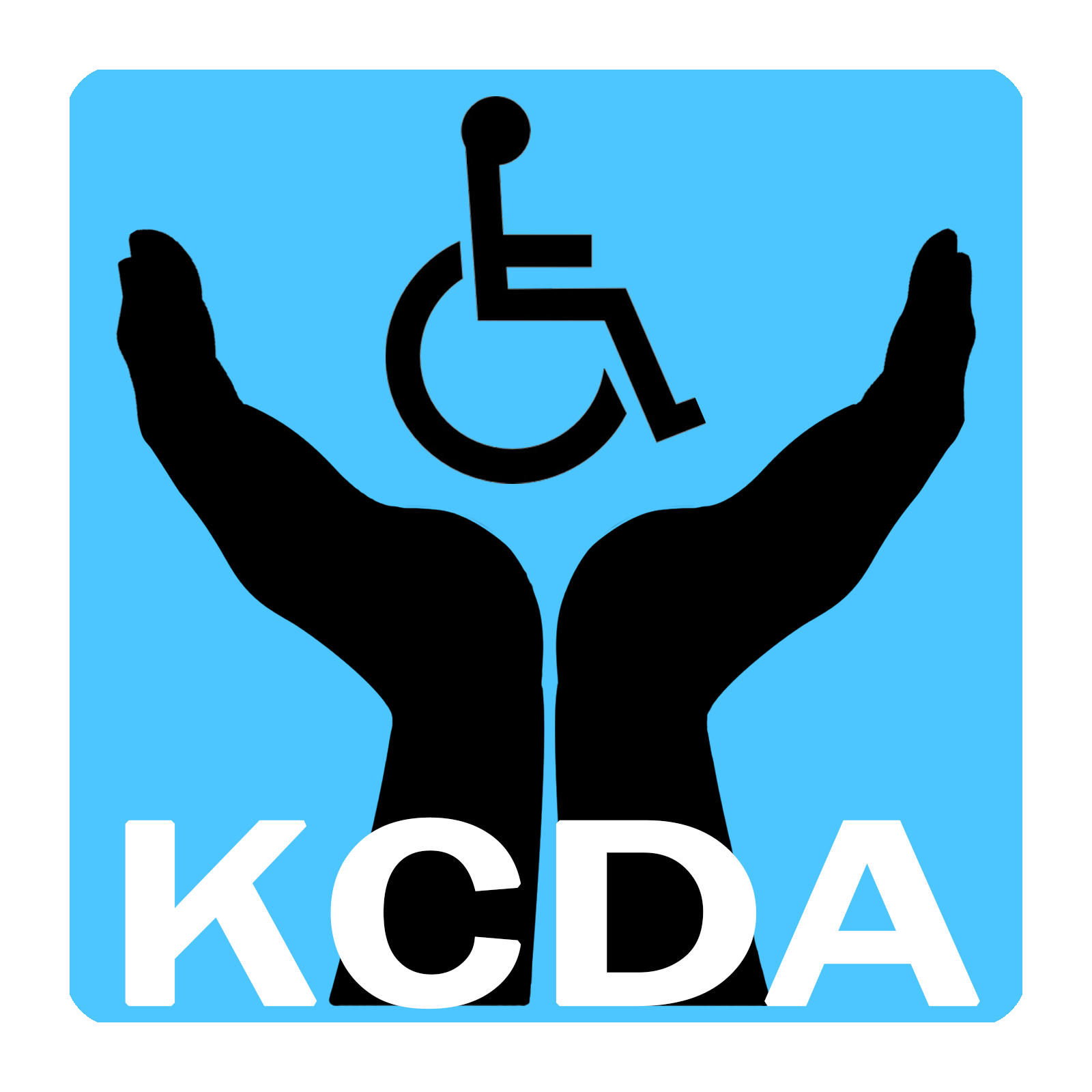 The Logo of KCDA (Kerala State Confederation of the