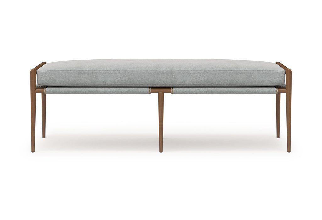 Harris Bench 60 Upholstered Bench Furniture Ottoman Design