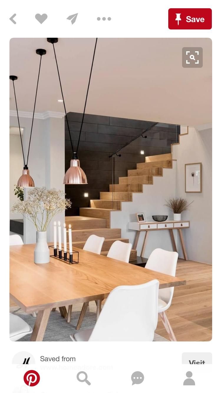 Idées de décoration pour votre salle à manger @diningroom @designdecoration @inspiration #lyon #cannes #design Pour plus d'idées, rendez-vous sur www.brabbu.com #salleamangercocooning