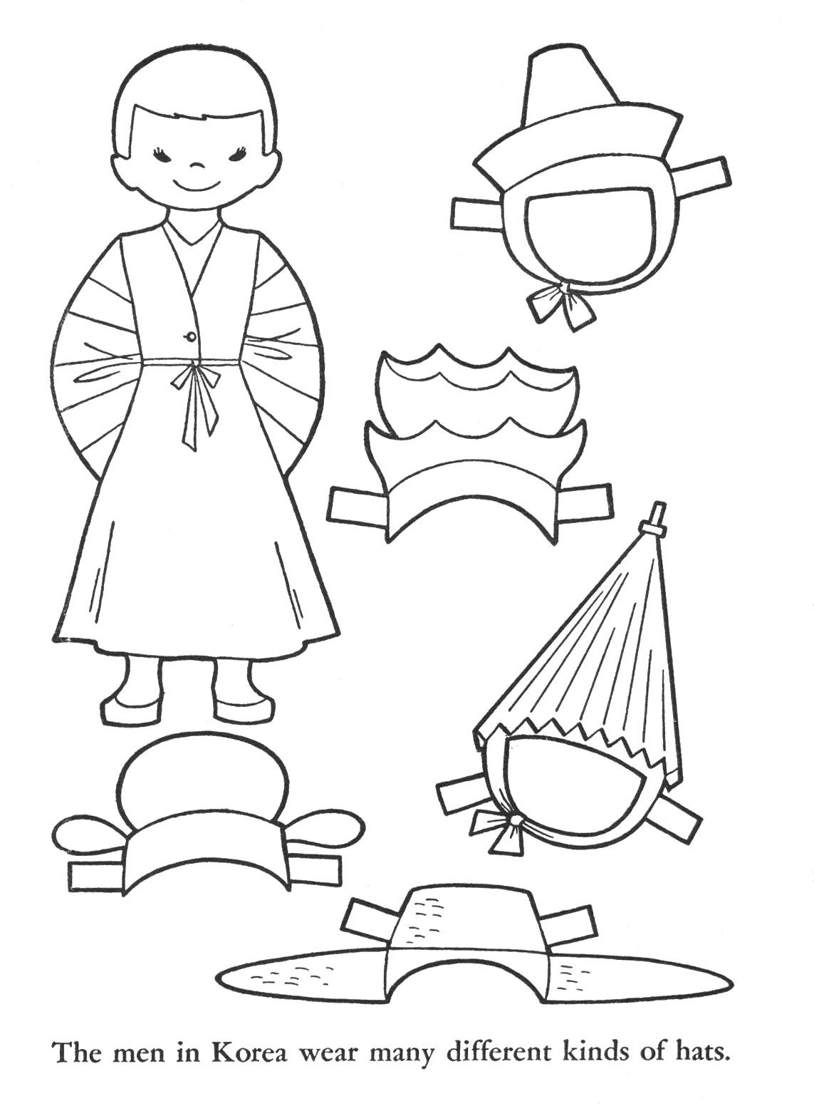 South korea coloring book - Korea Doll Http Qisforquilter Com Wp Content Uploads 2012 11 Korea 2 Jpg Color Book Pinterest Korea Dolls And Montessori