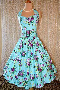 rockabilly dress. ebay