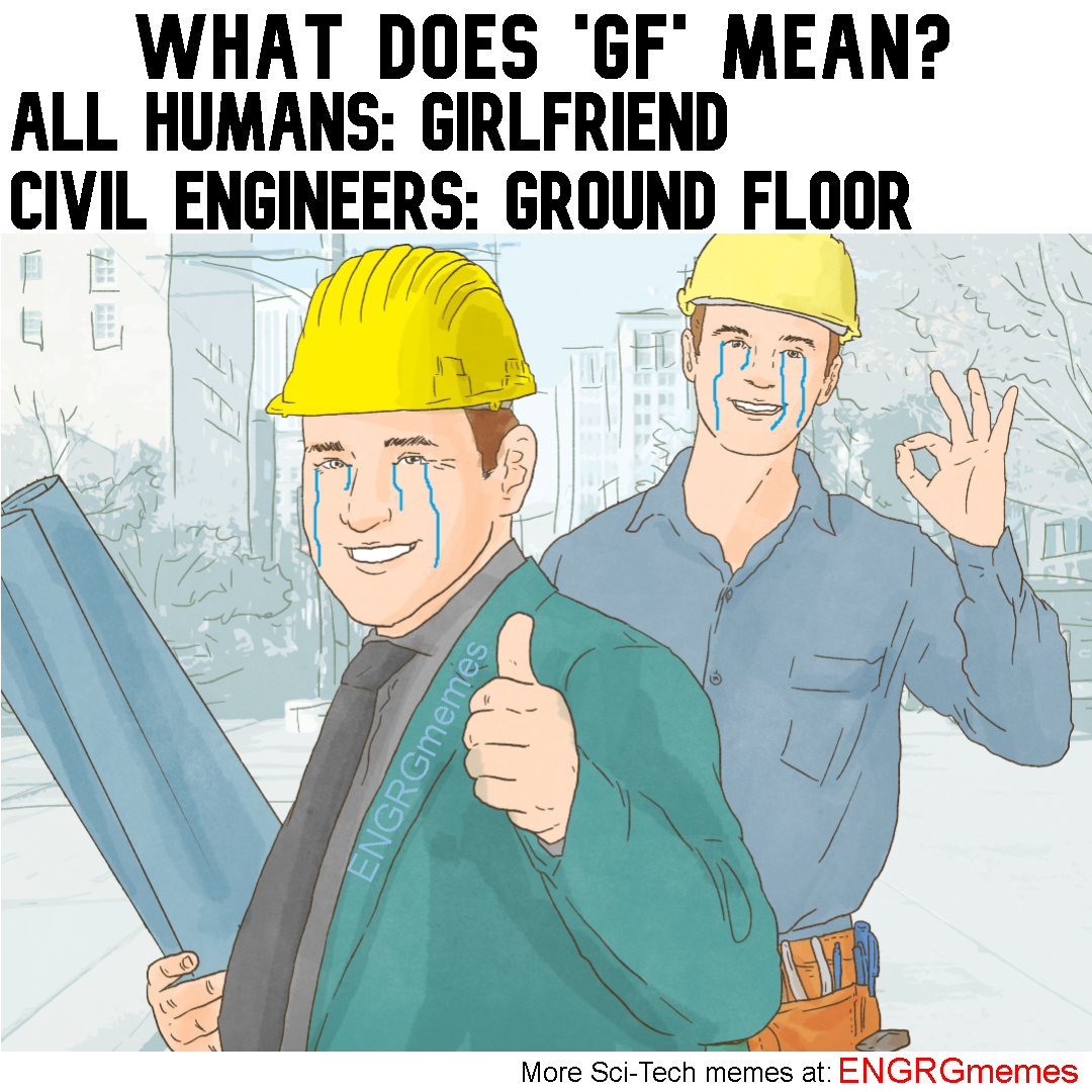 I Think You Might Need To Get A Gf Share Follow And Like For More Sci Tech Memes Engineering Engineeringmemes Meme Engineering Memes Memes Engineering