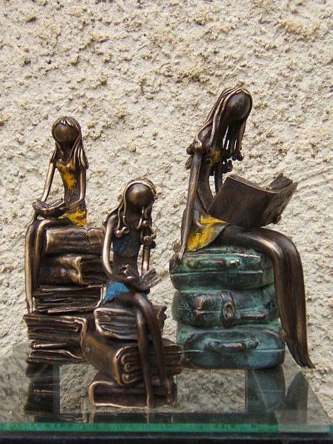 Sculpture Fabienne Petit