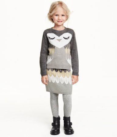 H&M Jacquardmönstrad tröja 149:-