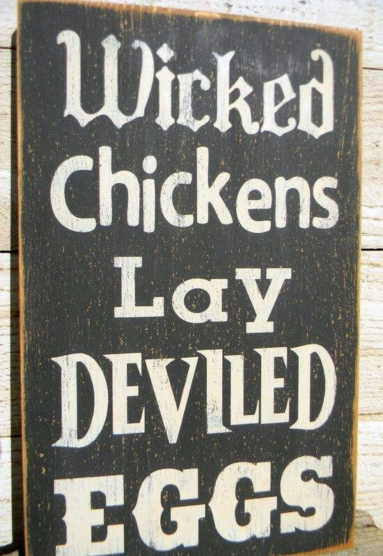 Wicked chickens.....