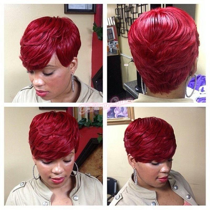 J99j Virgin Human Straight Hair 28 Pieces Short Hair Weave With