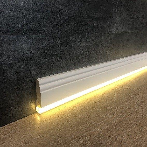 Der Megatrend Led Sockelleisten Sockelleisten Innenbeleuchtung Beleuchtungsideen