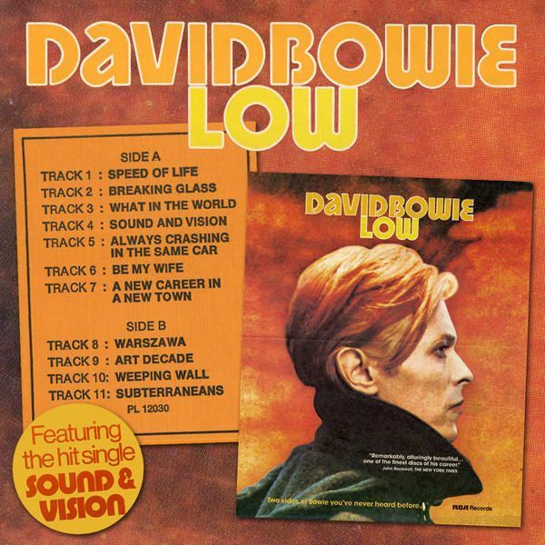 14 JANUARY 2017: Low album released 40 years ago today - David Bowie Latest News #lowalbum 14 JANUARY 2017: Low album released 40 years ago today - David Bowie Latest News #lowalbum 14 JANUARY 2017: Low album released 40 years ago today - David Bowie Latest News #lowalbum 14 JANUARY 2017: Low album released 40 years ago today - David Bowie Latest News #lowalbum