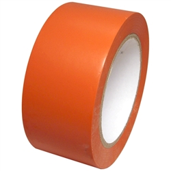 Orange Vinyl Tape 2 X 36 Yard Roll Pvc Adhesive Vinyl Orange Tape